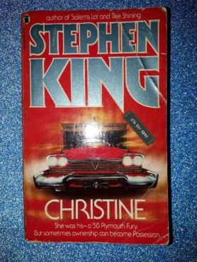 Christine - Stephen King.