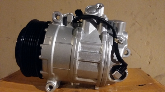 Mercedes Benz C 200 Aircon Compressor