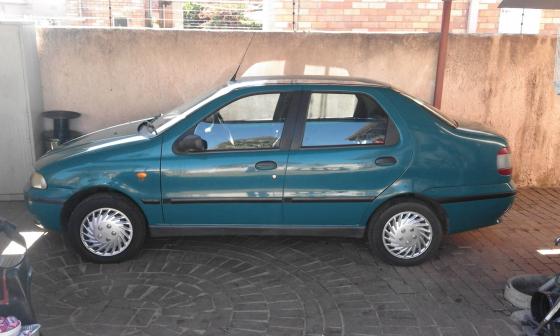 Fiat Siena 1,6 EL 2001