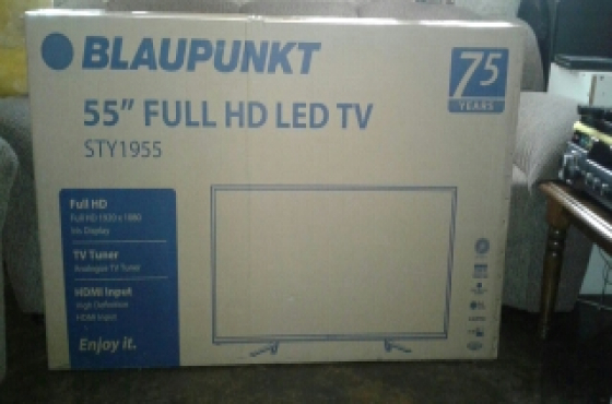 brand new Tv blaupunkt 55 for sale | Junk Mail