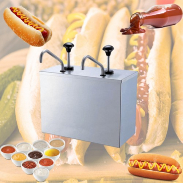 Condiment Dispenser JZP-2