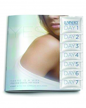 Jeunesse Luminisce serum, 2 x 7 day R360.00