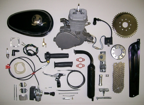 Bicycle engine kits 66cc