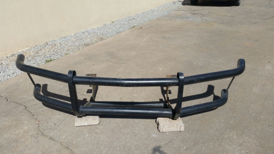 Bull bar in bike spares and parts in gauteng junk mail for Mercedes benz sprinter bull bar