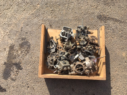 2006 Fuel Systems Carburettors