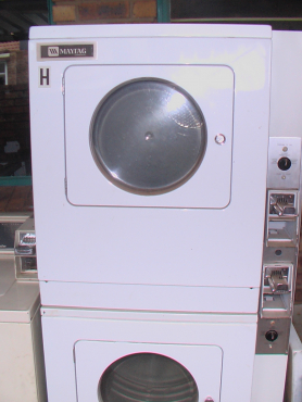 Coin Operated Maytag Stack Dryer