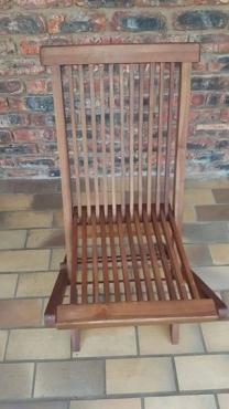 LeaisureTeak Chairs