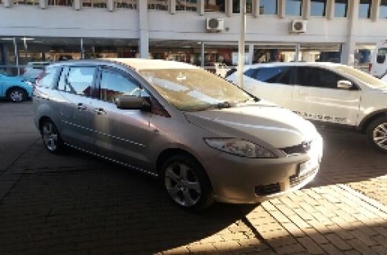 2007 Mazda 5 2.0 Individual