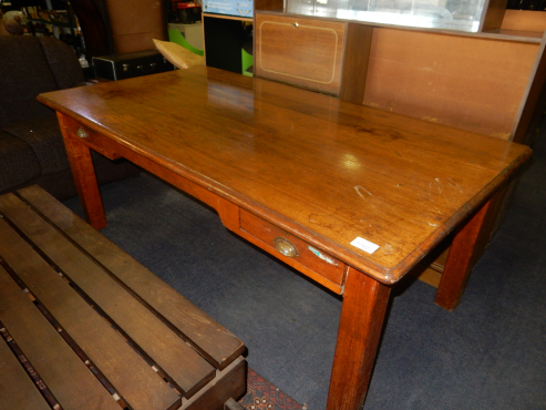 Large Wooden Study D. study desk in Household in Pretoria   Junk Mail