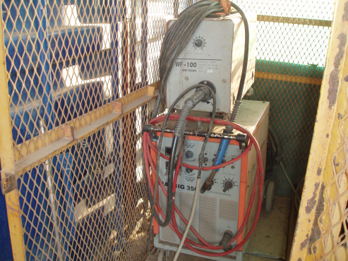 Welding machine 3phase