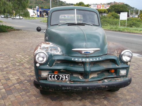 Wanted: Chevrolet Bakkie / Apache Shape