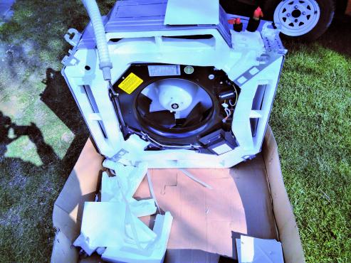 Jet AIR 24000 BTU Cassette unit