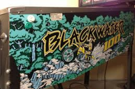 Pinball Machine - Blackwater 100
