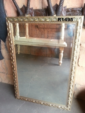 Bevelled Edge Vintage Mirror (1345x950)