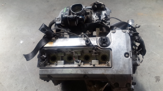 111 Engine Mercedes-Benz