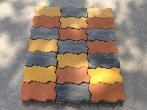 Produce 50 Pavers per 15 Minutes
