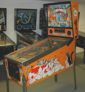 Pinball Machines for cash
