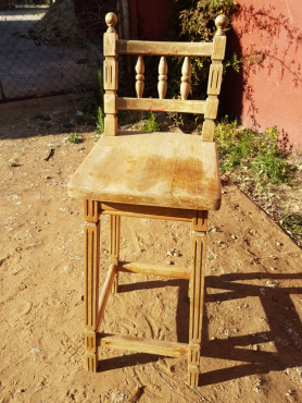 Retro Bar Stool J 3159