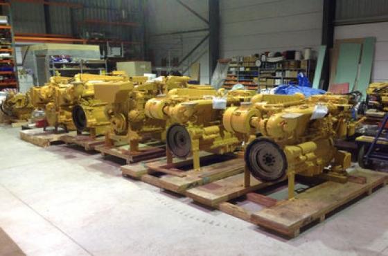 Caterpillar 3306DI engine full recondition