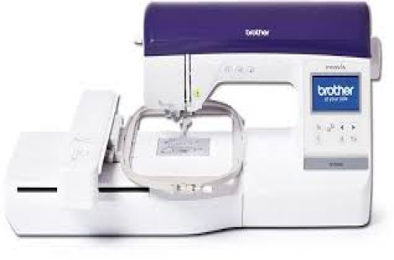 Brother 800E Embroidery Machine