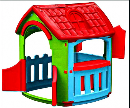 Palplay Kitchen Play House Excellent for Capturing Your Child's Imagination, Develop Their Skills