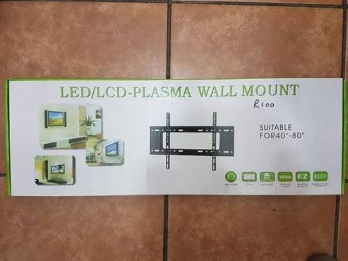 Plasma wall mount