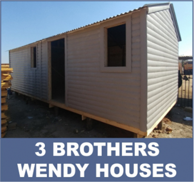 3 BROTHERS WENDY HOUSE
