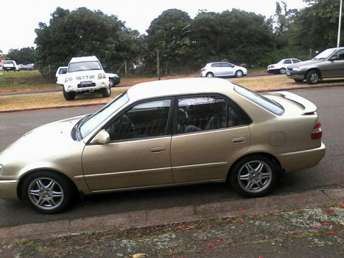 Toyota Corolla Rxi In Toyota In South Africa Junk Mail