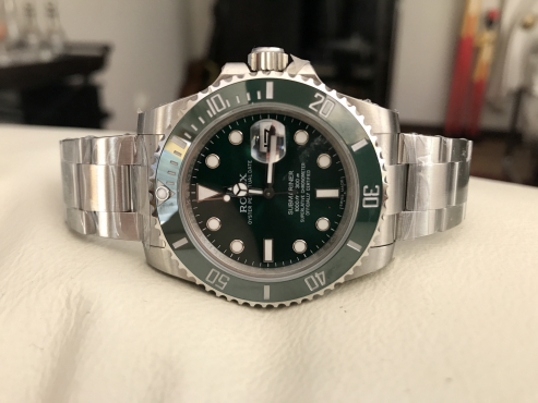 Submariner 116610 LV