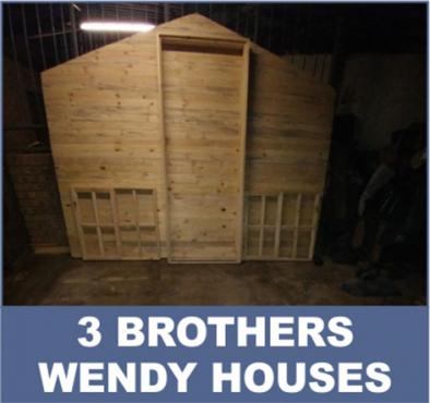 DIY wendy houses hardware i.e nails, plant, wood-dye, paint brushes, etc...