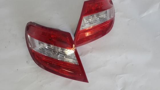 Mercedes W204 C180,C200,C350,C220CDI,C200CGI Taillamp For Sale