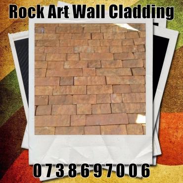Cream Cladding - Rock Cladding