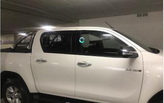 2017 Toyota Hilux 2 8gd 6 Double Cab Raider Auto For