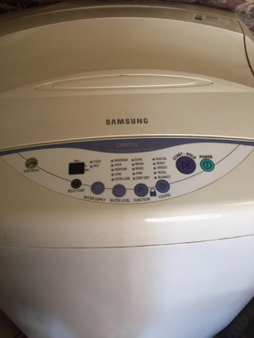 Samsung 13kg washing machine & Defy Autodry Combo