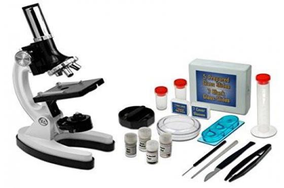 Biological Microscope Kit