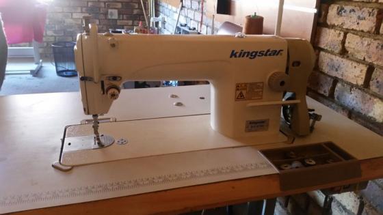 Industrial Sewing Machine Kingstar Junk Mail Extraordinary Industrial Sewing Machine For Sale Gauteng