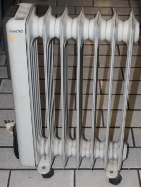 Oil heater S025669b