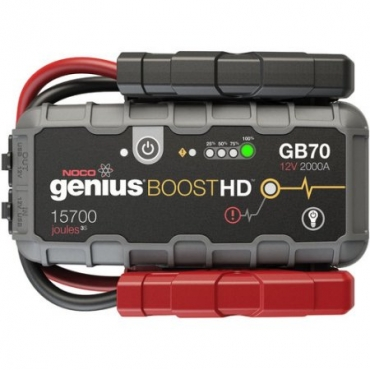 NOCO Genius GB70 Boost HD 2000A 12 Ultrasafe Lithum Jump Starter- Maiden Electronics
