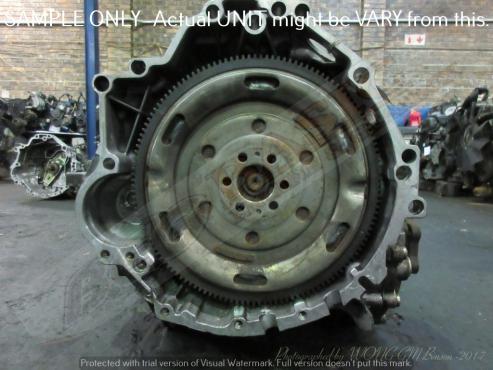 AUDI A4 ALT -2.0 2WD AUTO RWD TRITRONIC Gearbox -HDZ