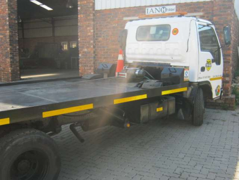 Rollbacks/ tow truck Builders