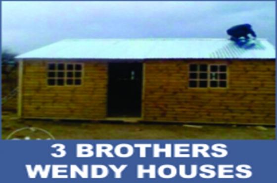3m x 4m Wendy Houses