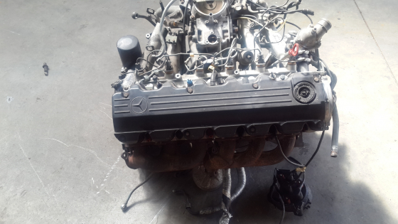 103 Engine Mercedes-