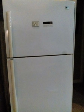 Large LG Fridge freezer