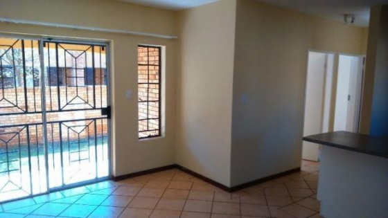 Midrand 2bedroomed ground floor unit to let for R5000