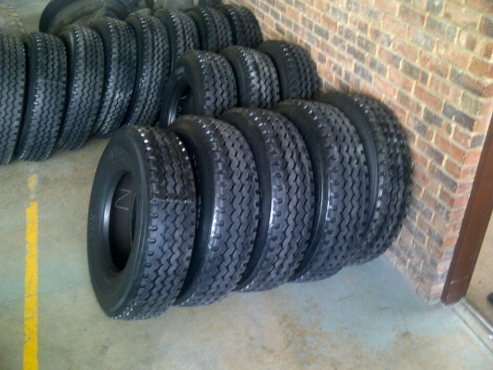 Retreads Truck Tyres