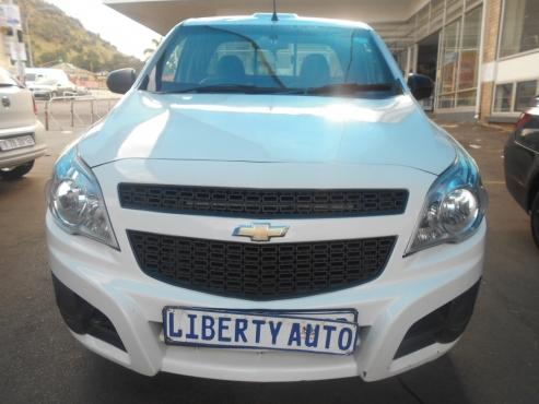 2014 Chevrolet Utility 1.4 Club 97,000km Single Cab Bakkie Manual Transmission Side Steps Pockets Ba