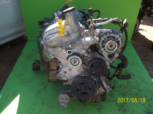 Mazda II Engine for