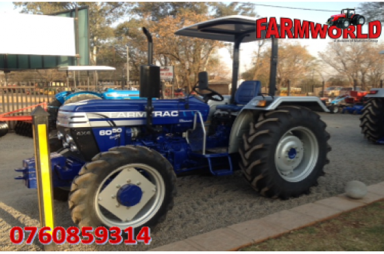 S2590 Blue Farmtrac