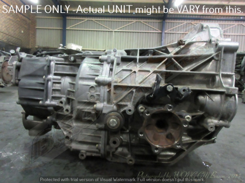 AUDI A6 BDW -2.4  2WD AUTO RWD TRITRONIC Gearbox -HSX