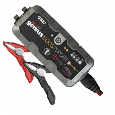 NOCO Genius GB20 Boost Sport 400A 12 Ultrasafe Lithum Jump Starter- Maiden Electronics